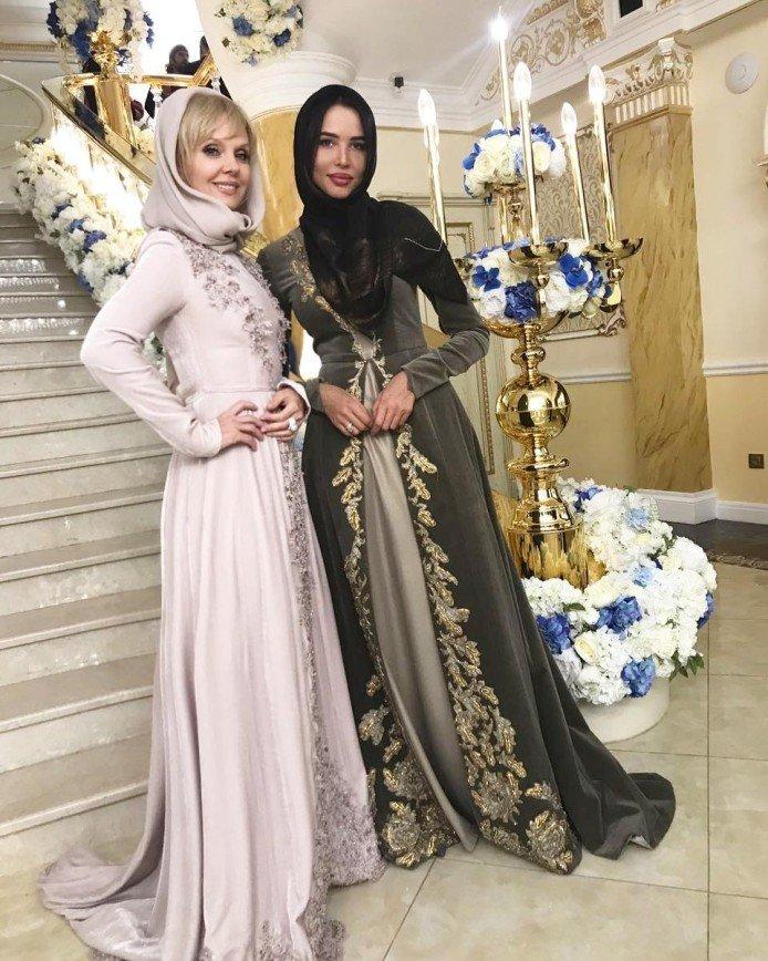 """""""А лезгинка где?"""": Валерия побывала в Грозном"""