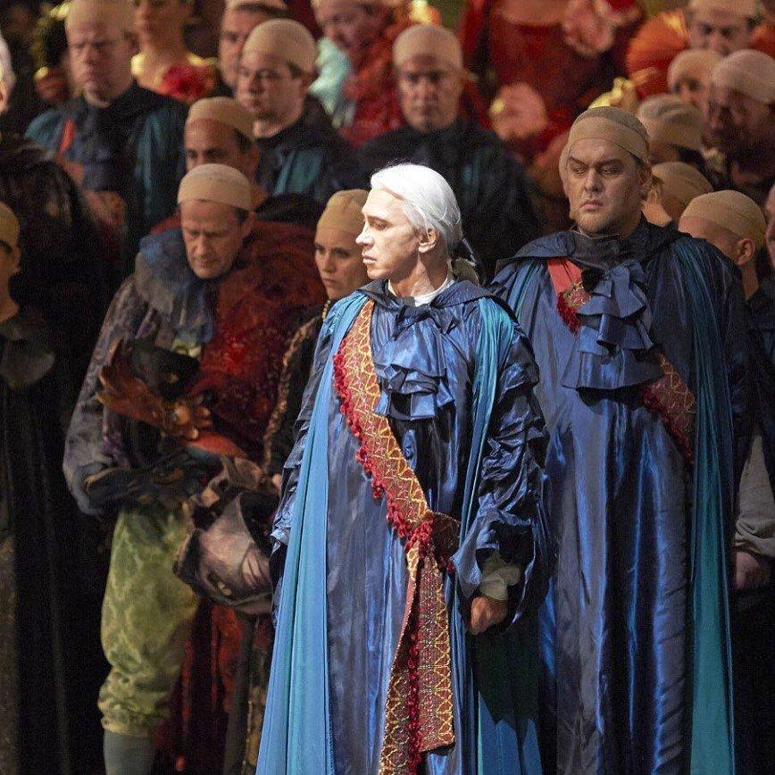 Дмитрия Хворостовского посмертно выдвинули на Grammy