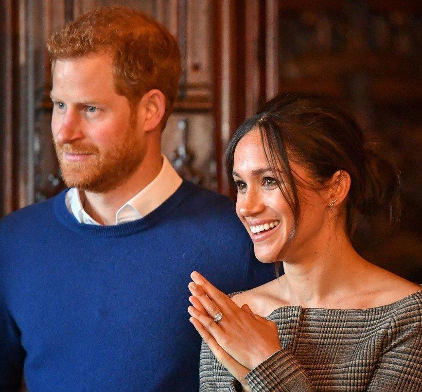 Подробности свадьбы Меган Маркл и принца Гарри