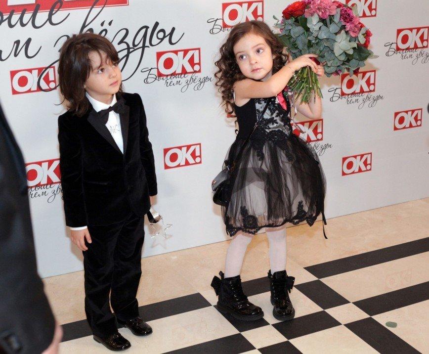 Дочь Киркорова дебютировала на сцене