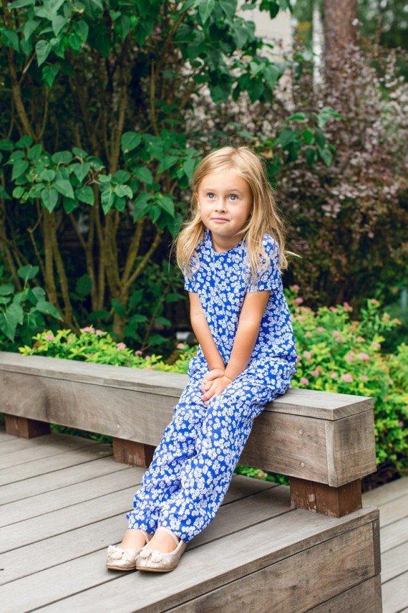 Взрослая мода для детей