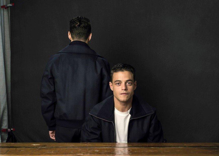 Публичная и личная стороны звезд Голливуда: Рами Малек