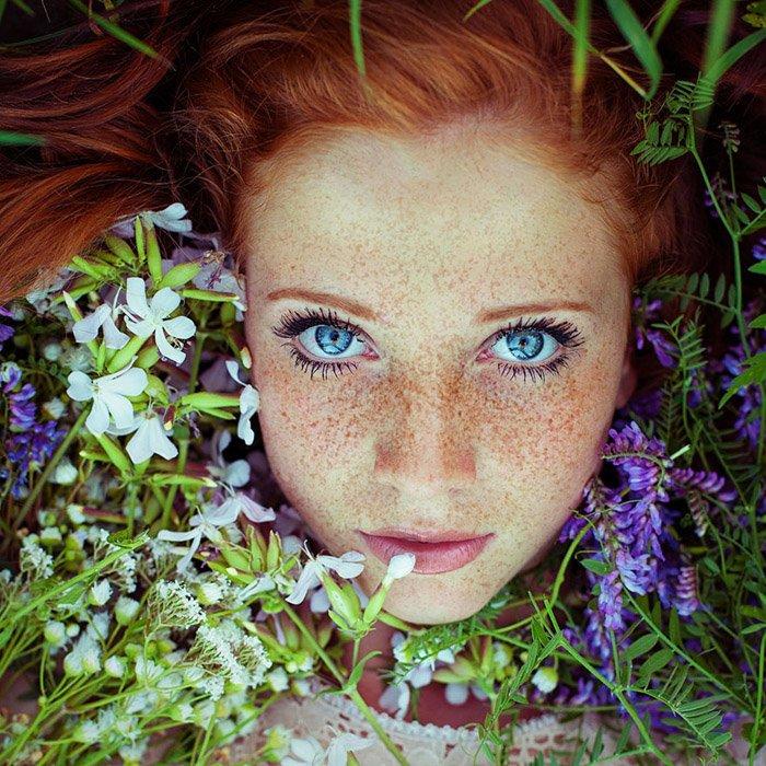Рыжеволосые ведьмы и феи