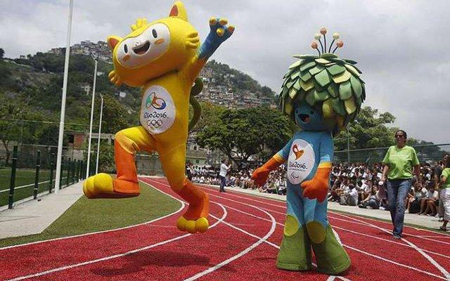 Талисманы Олимпиады-2016 получили имена