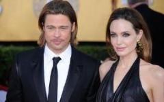 Питт и Джоли летят в олимпийский Сочи