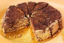 Семейные рецепты - торт Наполеон