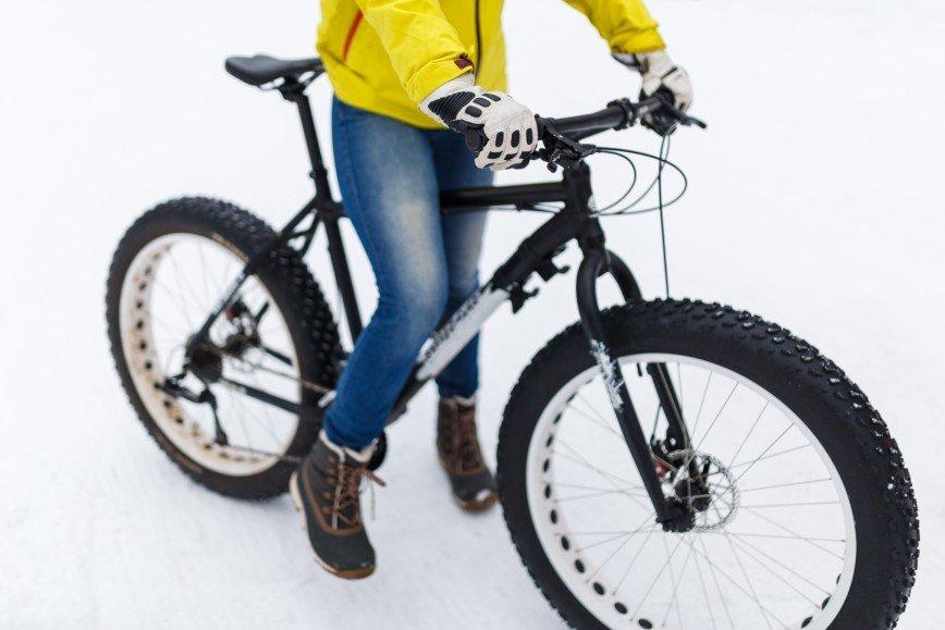 А вы поедете 10 февраля на работу на велосипеде?