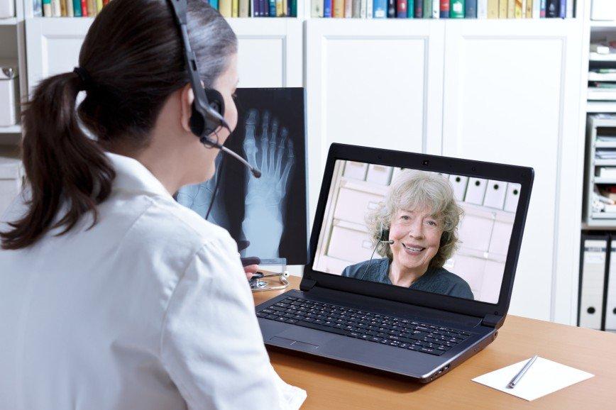 Интернет-врач будет проводить видеоконсультации