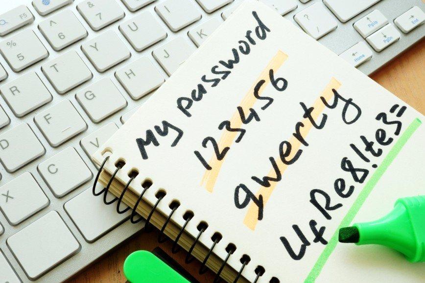 Картинки по запросу ненадежные пароли