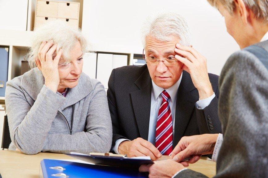 Минтруд: у нас нет бедных пенсионеров