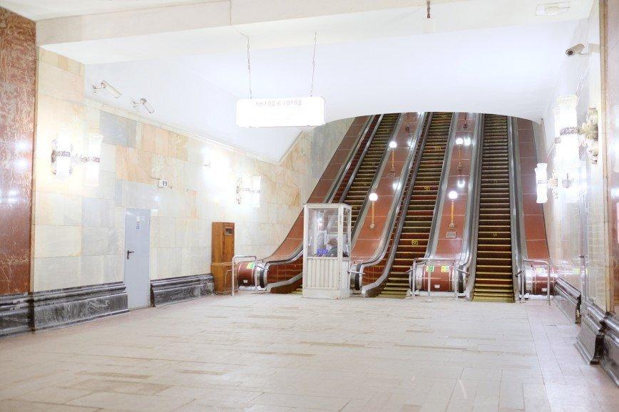Эскалаторы в московском метро не будут останавливать в течение дня