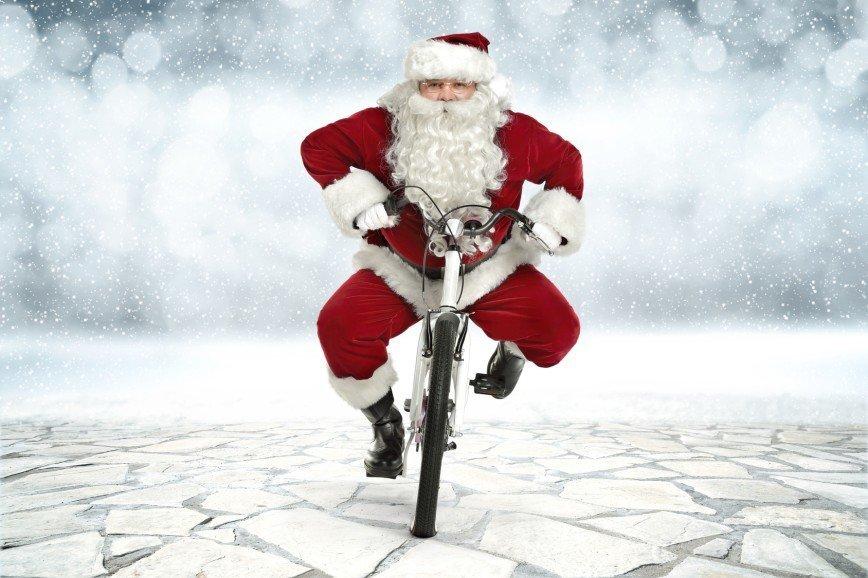 В Москве 9 января стартует первый зимний велопарад