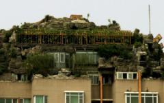 Китайский врач построил виллу на небоскребе