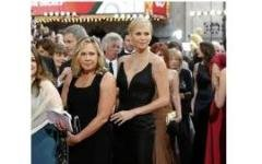 Оскар 2014: знаменитости и их мамы