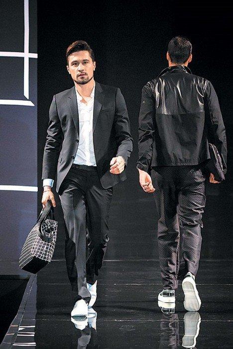 Дима Билан создаст авторскую линию одежды Alien24