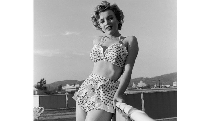 Названы обладательницы самых красивых «пляжных тел» в истории