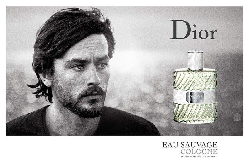 21-летний сын Алена Делона стал лицом Dior