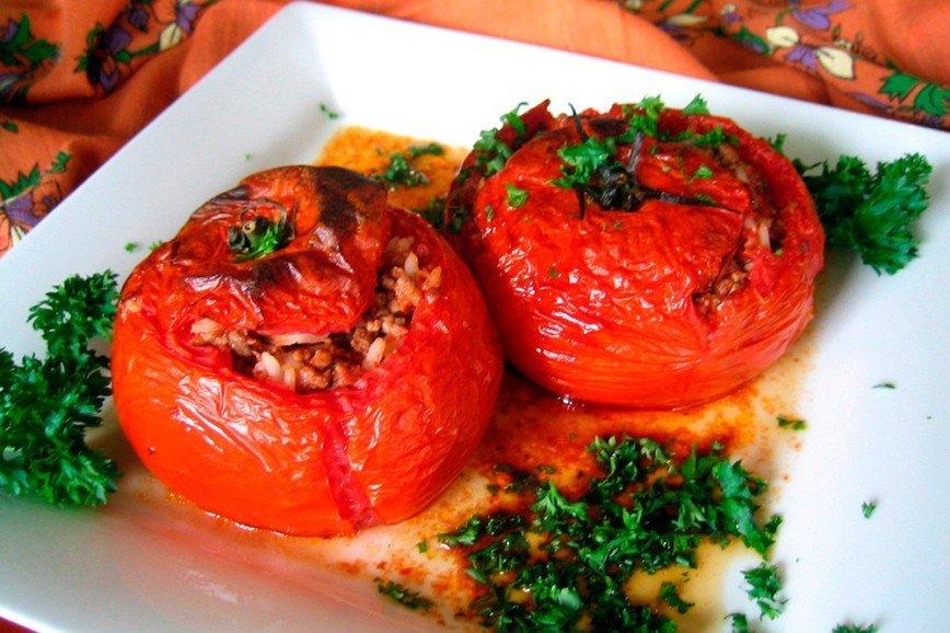 Долма помидорами рецепт фото
