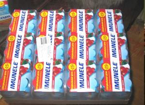 [b]27 мая 2009 г.[/b][br] - Получили помощь из благотворительных фондов: печенье, сладости, йогурты имунеле. Спасибо за помощь Верочке, Полине и Дмитрию за доставку! - Спасибо Оксане за обувь!