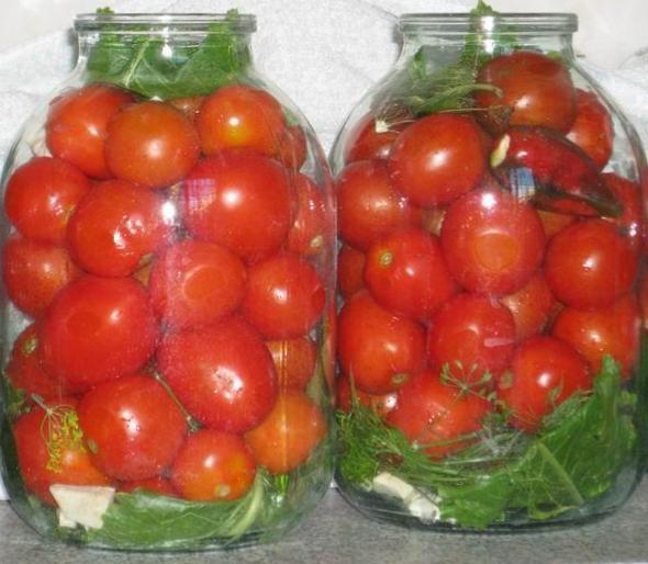 помидоры соленые на зиму рецепты с фото