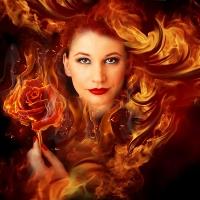 Моя стихия - огонь! http://eva.ru/beauty/contest/contest-result.xhtml?contestId=2840