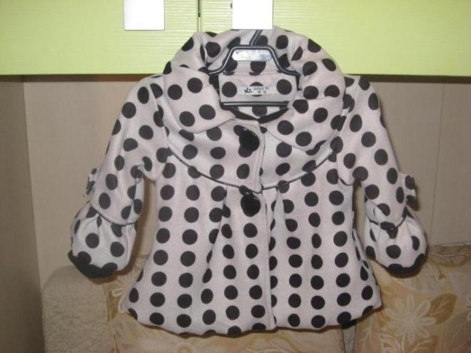 Пальто новое на флисе цена 600р