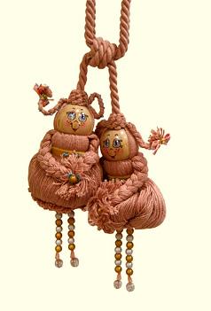 Куколки подхваты для детей