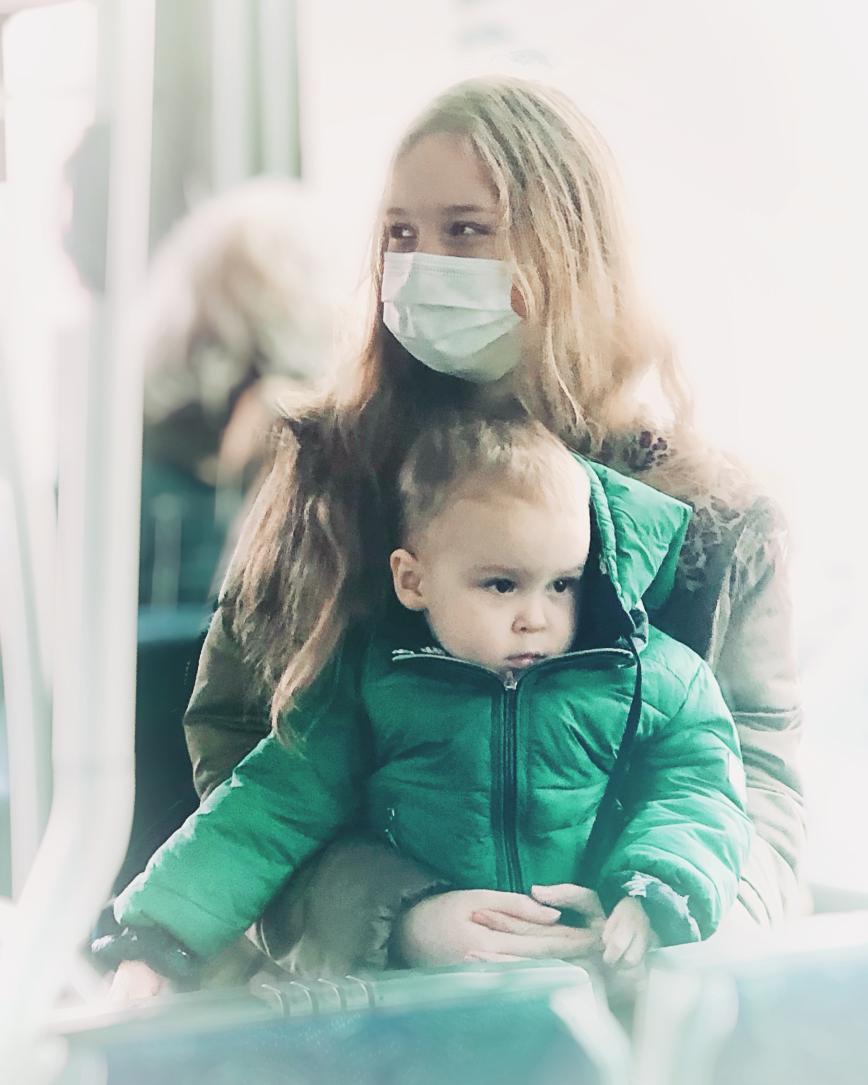 Автор: Дымкa 25236, Фотозал: Наши Дети, Детки в автобусе