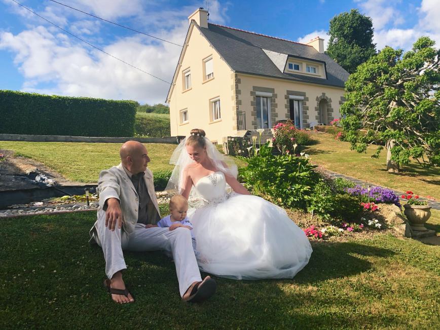 Автор: Дымкa 25236, Фотозал: Свадьба, 5 лет со дня свадьбы. Прекрасный итог между нами