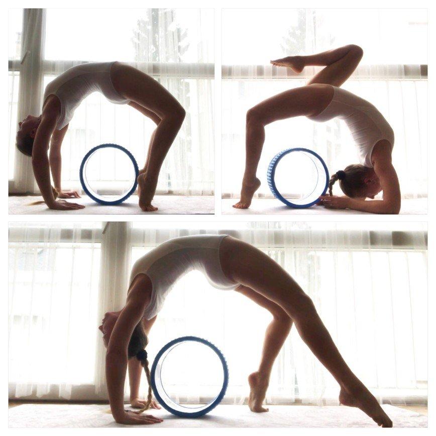 Автор: Дымкa, Фотозал: Мое хобби, А вы встаёте в мостики? Самое лучшее упражнение для поддержания хорошей осанки и гибкости позвоночника и плеч.