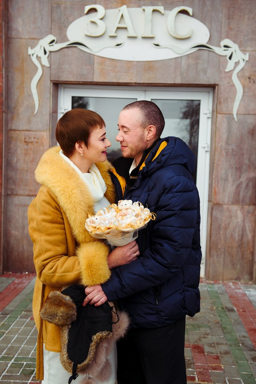 Автор: Великая Волшебница, Фотозал: Мы - пара, Наша свадьба 16.12.2016