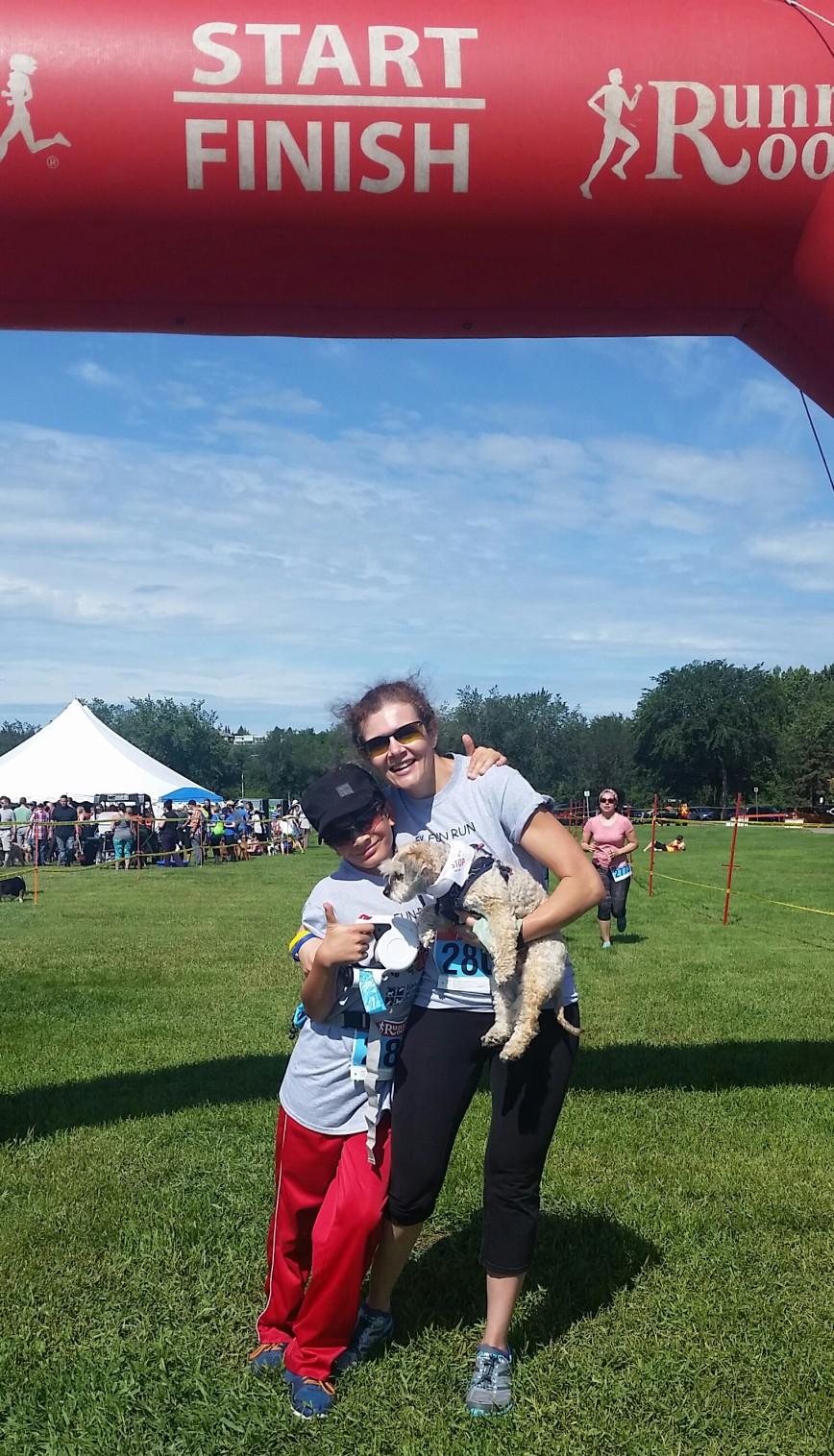 SPCA Pets in the Park Fun Run