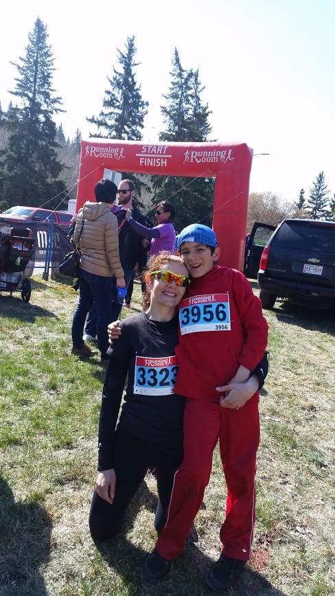 Edmonton Police Half-Marathon & 1K fun run