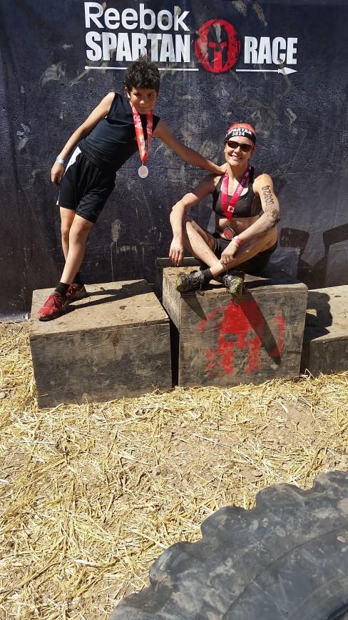 Spartan Race (mud run)