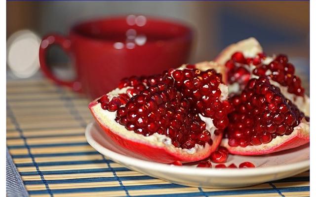 Гранат - фрукт здоровья и любви