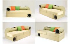 Удобная мебель для человека с питомцем