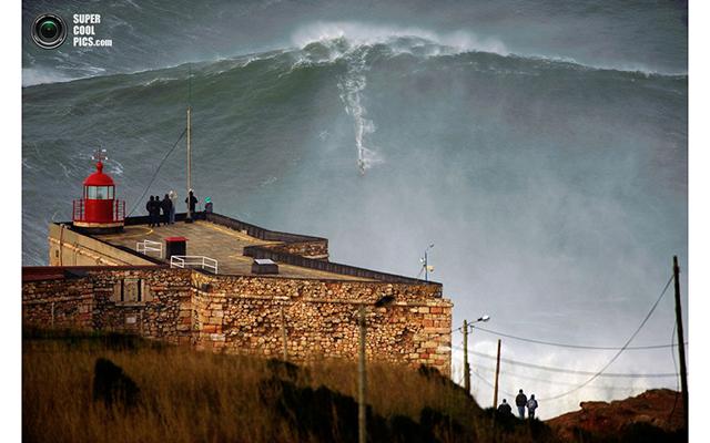 Гарретт Макнамара – повелитель самой высокой волны