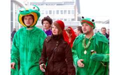 Карнавал в Германии (часть первая)
