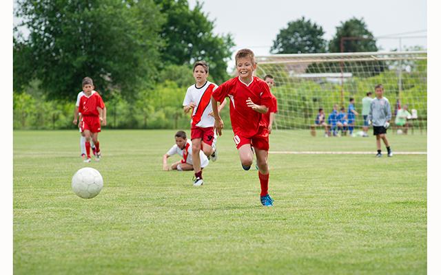 Футбол для детей от 14 лет
