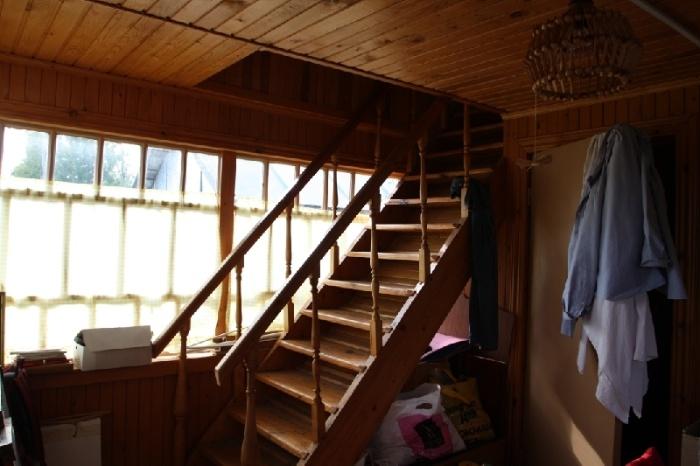 эта теория лестница на второй этаж с веранды фото емкость