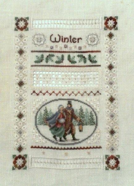 Тереза Венцлер Вышивка