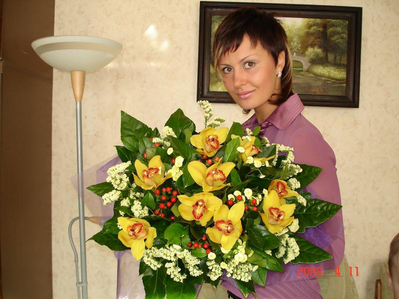 Мне уже...еще 32))) апрель 2008г