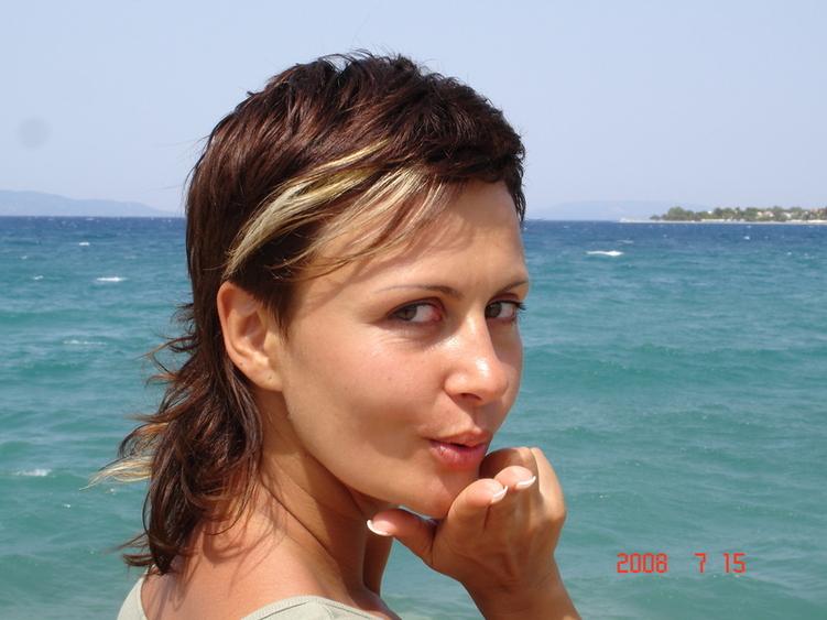 Греция о.Эвия июль 2008г