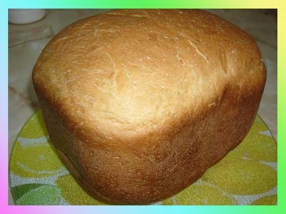 [b]Простой Белый Хлеб[/b]