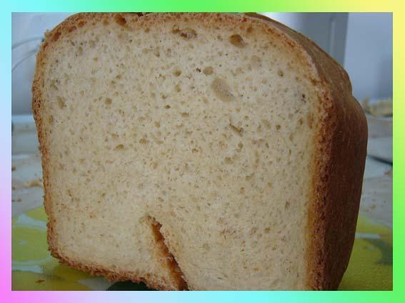 [b]Простой Белый Хлеб[/b] в разрезе