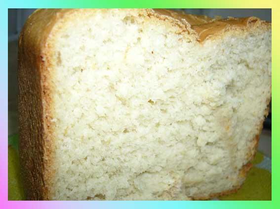 [b]Хлеб с сыром и чесноком[/b] в разрезе