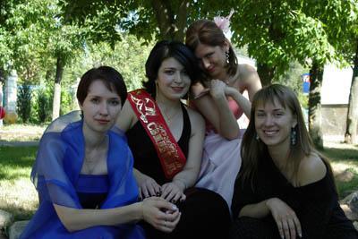 Подружки, милые подружки!