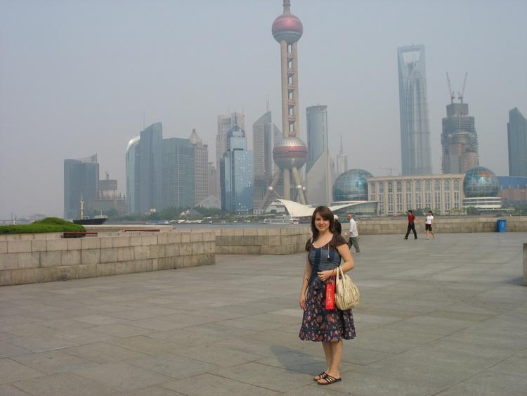 Шанхай.Май 2008.