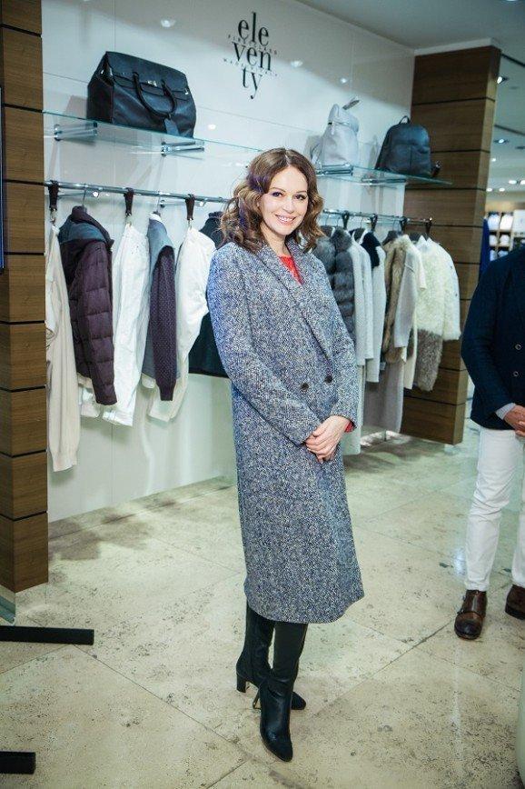 Бывшая жена Безрукова экономит на одежде