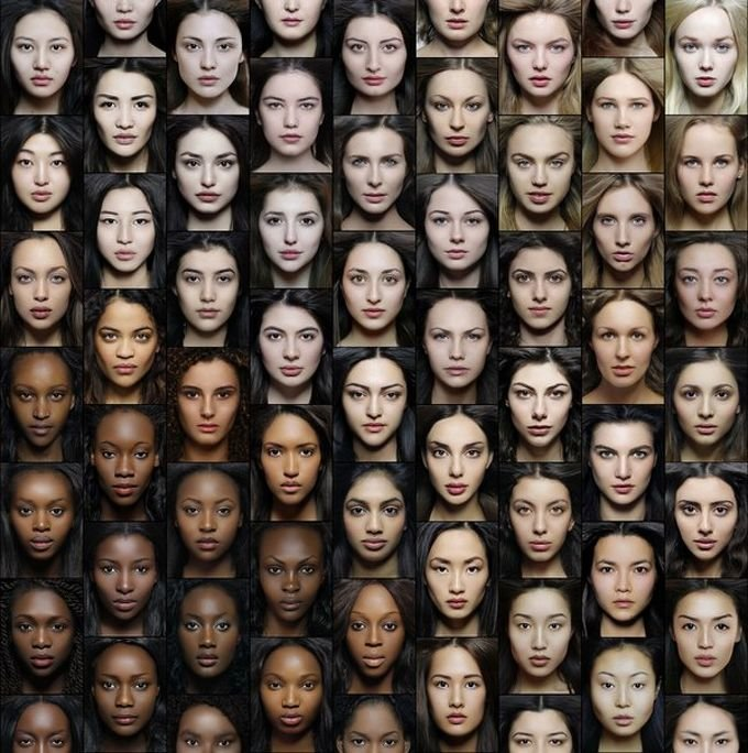 Проект «Национальные истоки красоты»: Проект был запущен в 2012 году, а в 2014 - представлен на  выставке, посвященной Международному женскому дню в марте